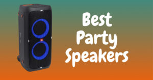 Best Party Speakers – Loud and Portable for Outdoor Parties