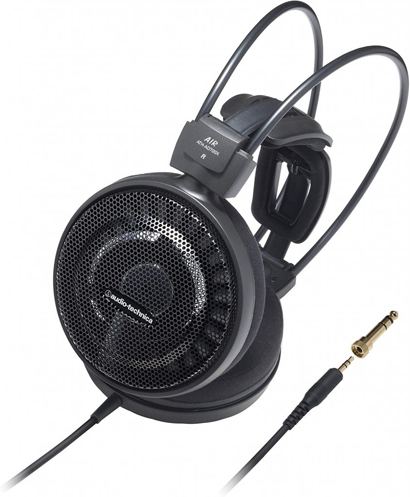 4) Audio-Technica ATH-AD700X Best Audiophile Headphones for PS4